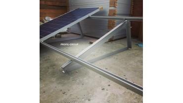 Монтаж солнечной электростанции мощностью 15 кВт на базе панелей JA Solar JAP6-60-270W и инвертора Huawei
