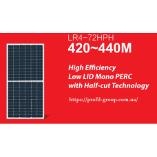 Солнечная панель LONGI Solar LR4-72HPH 435M
