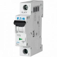 Автоматический выключатель EATON PL4 C20 1p (293125)
