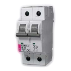 Автоматический выключатель ETIMAT 6 С 16 2p