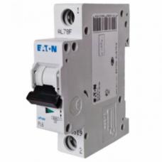 Автоматический выключатель EATON PL6 В16 1p (286521)