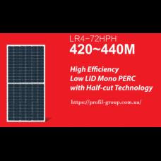 Солнечная панель LONGI Solar LR4-72HPH 430M