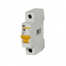Автоматический выключатель IEK ВА47-100 D80 1Р