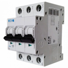 Автоматический выключатель EATON PL6 C16 3p (286601)