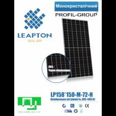 Солнечная панель Leapton LP158*158-M-72-H 400W / 5BB